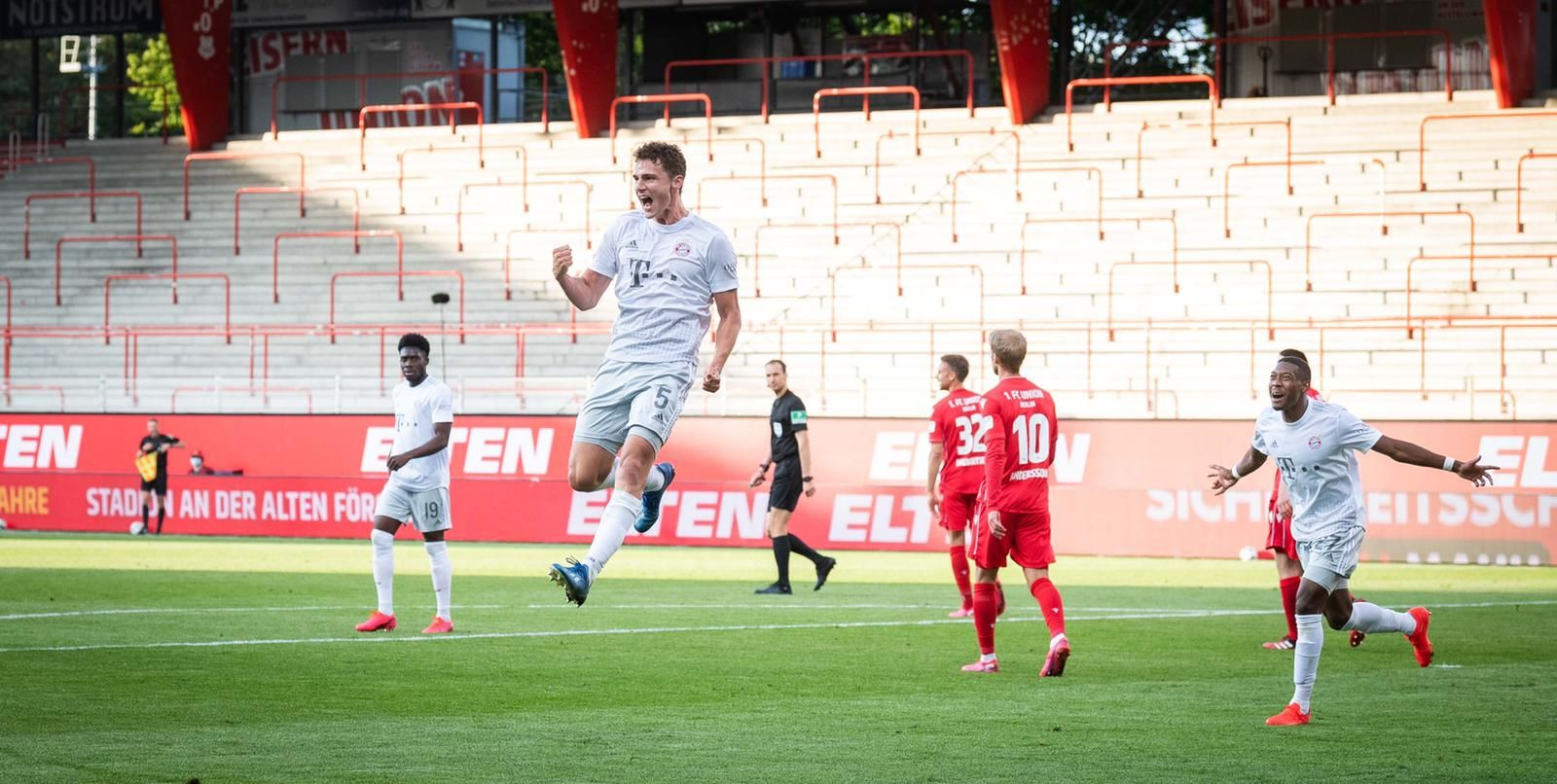 O Bayern de Munique venceu o Union por 2 a 0 neste domingo. Foto: Divulgação, Bayern