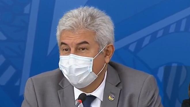 Marcos Pontes anunciou segunda fase de pesquisa com a nitazoxanida