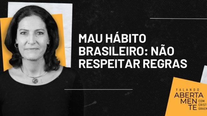 Brasileiro é especialista em burlar regras, como vai respeitar o isolamento?