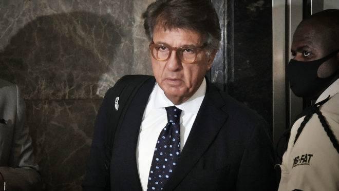 Empresário Paulo Marinho prestou depoimento à Polícia Federal na quarta-feira (20), no Rio de Janeiro).