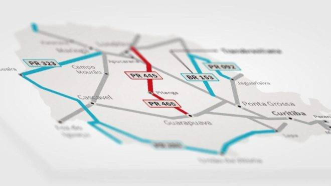 Anel de Integração deve ser ampliado para 4 mil quilômetros.