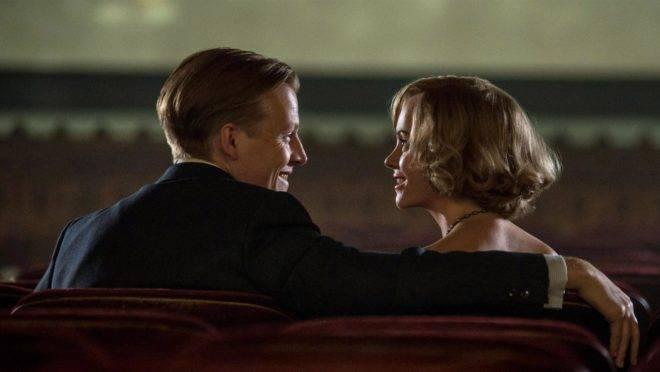 Cena do seriado 'Z O Começo de Tudo', que retrata o relacionamento entre Zelda e Scott Fitzgerald