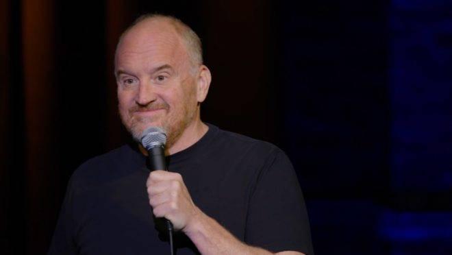 """Em """"Sincerely Louis CK"""", o comediante faz da filosofia popular escada para um humor assumidamente perverso."""