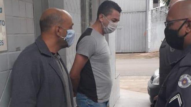 Piá foi preso pela quarta vez por furto eletrônico