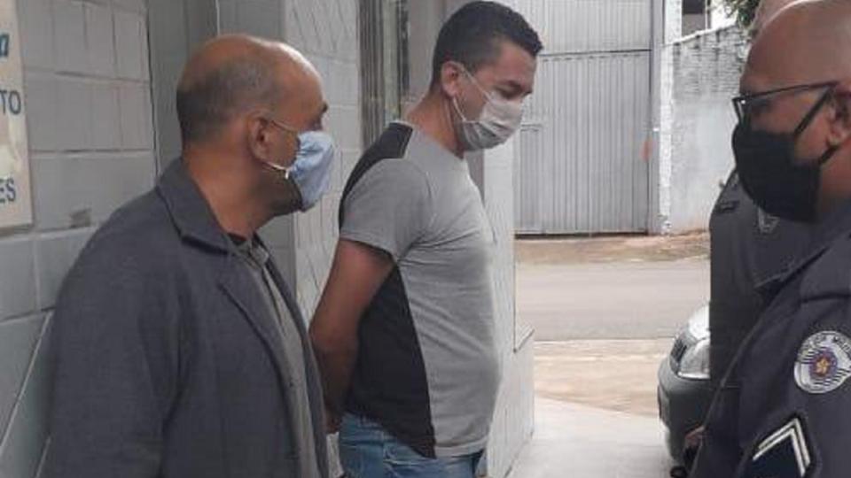 Ex-Coritiba e Corinthians é preso pela quarta vez após roubar caixa eletrônico