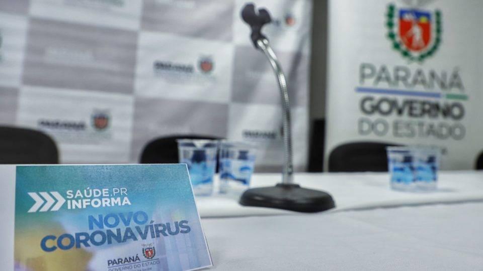 Paraná tem mais uma morte e 214 novos casos do coronavírus