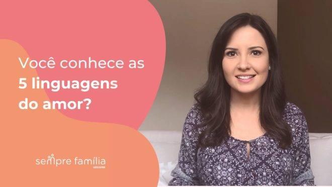 Você conhece as 5 linguagens do amor?