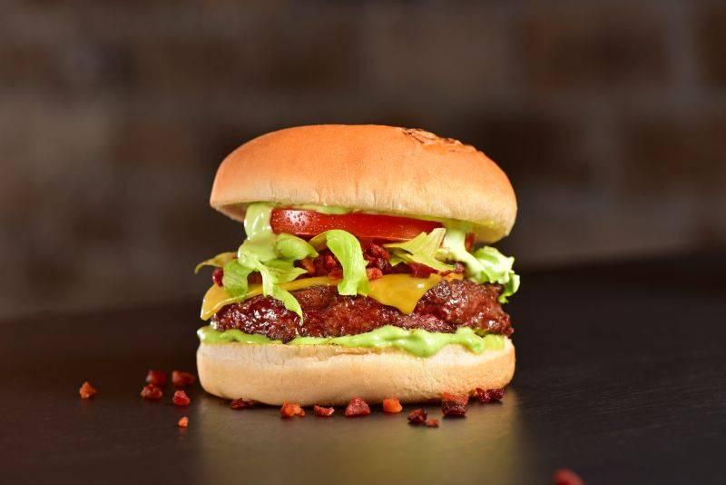BBB, do Big Bear Burger. Foto: Marcelo Krelling/Divulgação