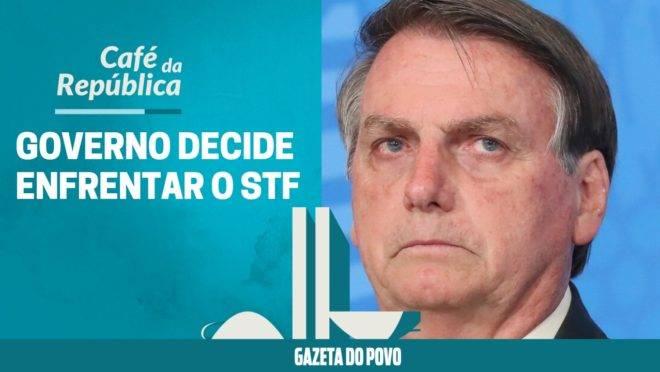 Apoiadores de Bolsonaro na mira do STF. E o contra-ataque do governo