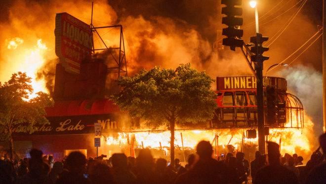 PROTESTOS MINNEAPOLIS