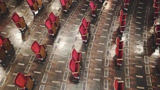 Nova conformação do Berliner Ensemble em tempos do Covid 19