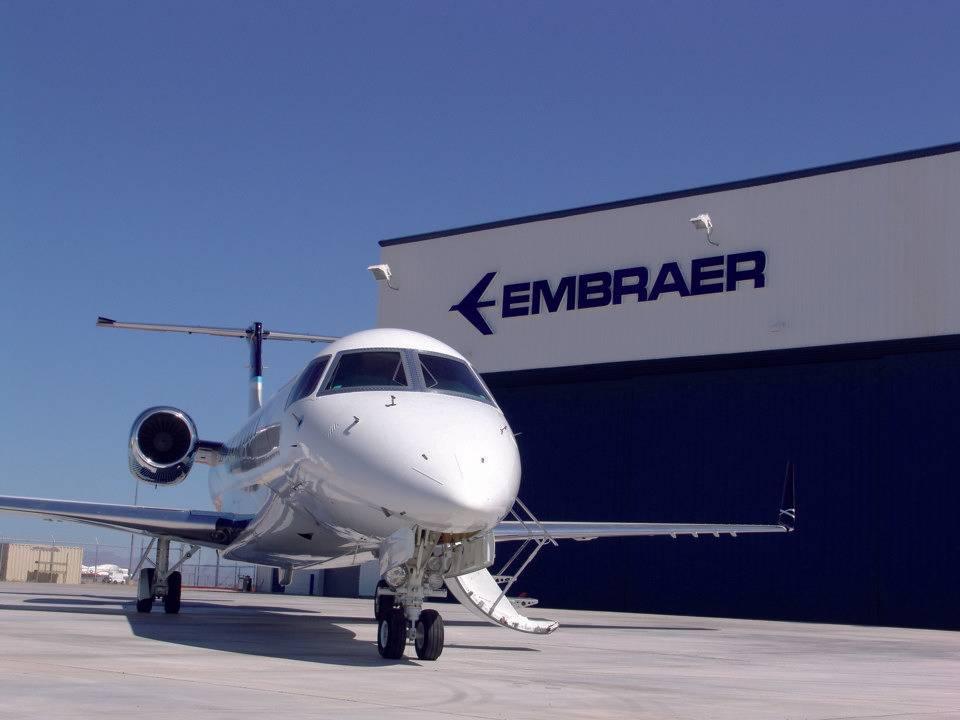 Embraer registra prejuízo no primeiro trimestre