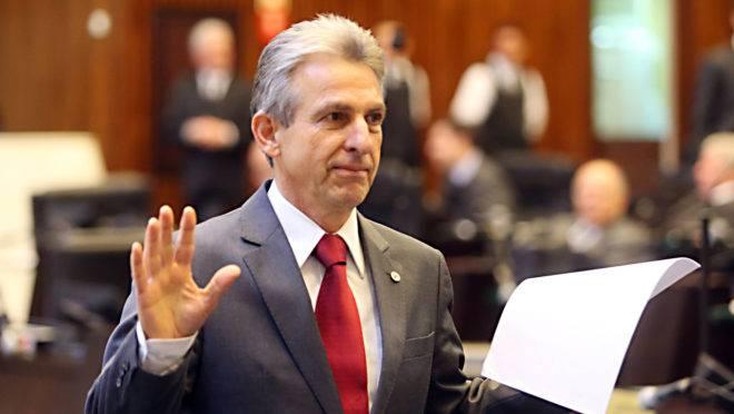 O deputado estadual Tadeu Veneri tenta concorrer novamente à prefeitura de Curitiba.