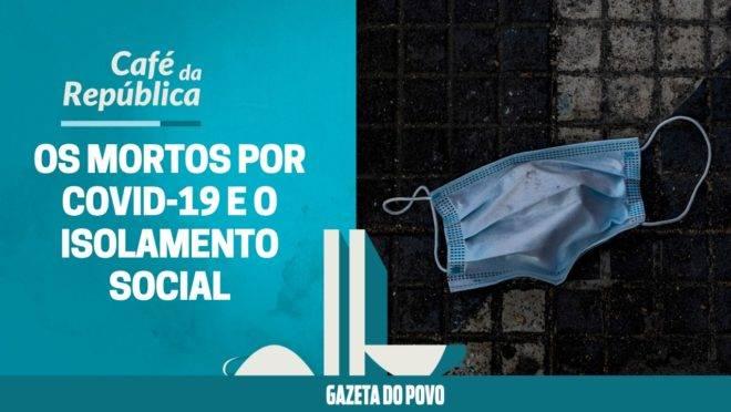 As curvas da pandemia: Brasil tem recorde de mortes por Covid-19, mas flexibiliza isolamento