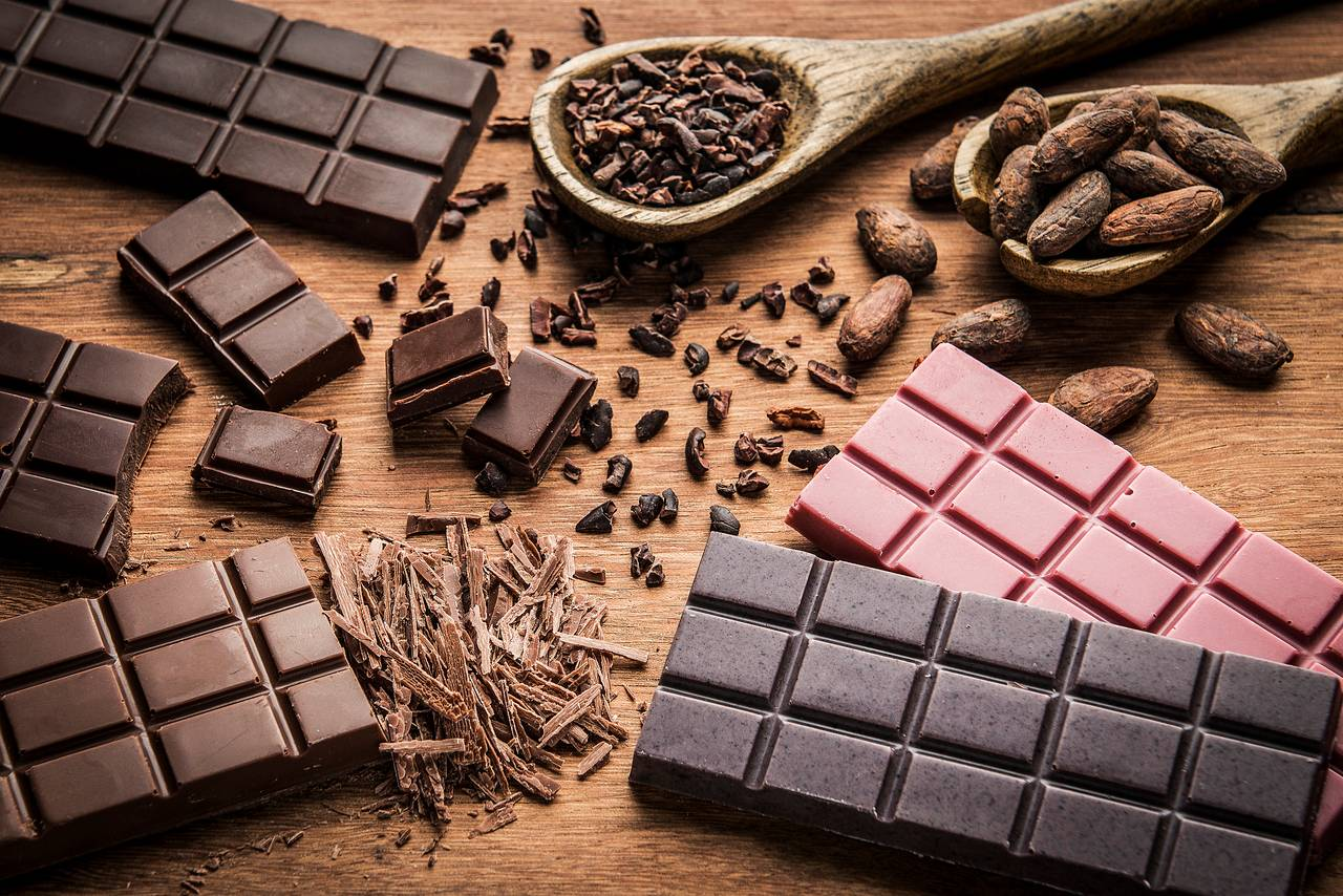 FERMENTADOS chocolate