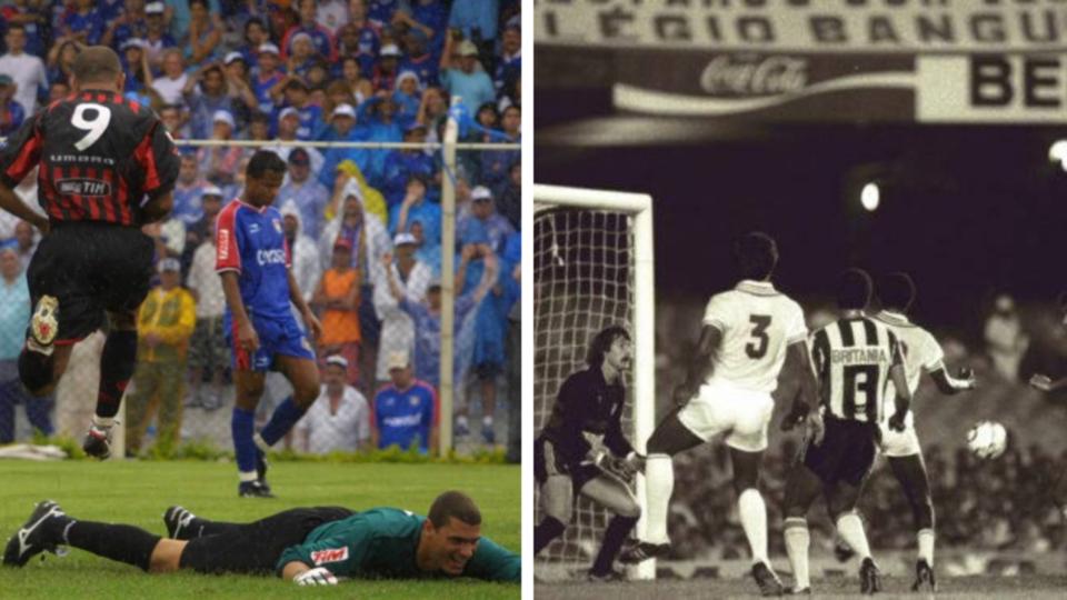 Reprises reverenciaram os heróis dos títulos da dupla Atletiba
