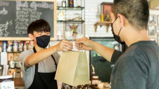 Ajuda pequenos varejistas