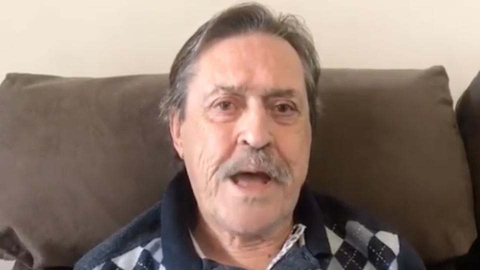 Internado com suspeita de Covid-19, Sicupira deixa hospital recuperado de pneumonia