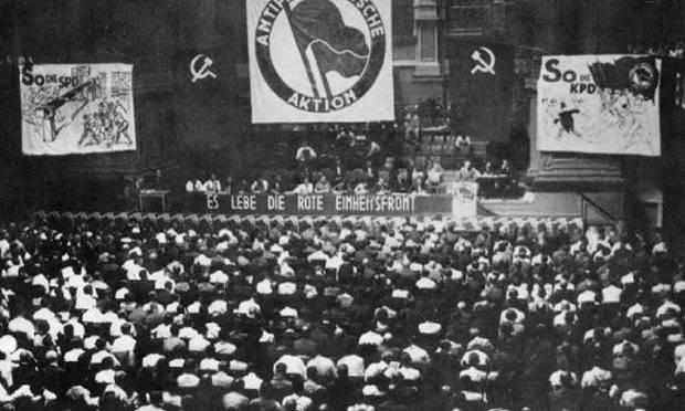 A longa história de violência dos antifas | Gazeta do Povo