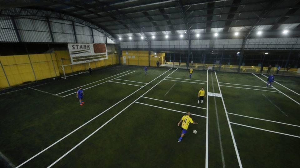 Futebol sem contato vira nova modalidade esportiva em Curitiba