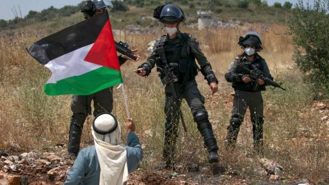 palestina israel