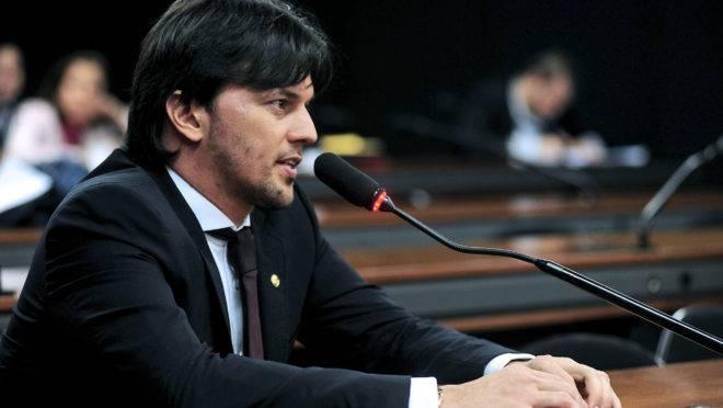 Fábio Faria foi anunciado como novo ministro das Comunicações.