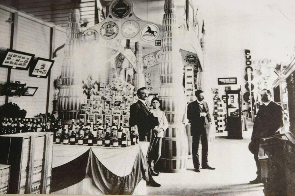 Ervateiros mais renomados da época levavam produtos para feiras internacionais, o que impulsionou até mesmo a indústria da propaganda e da litografia. Foto: Antonio More/ Arquivo GP - Acervo Museu Paranaense