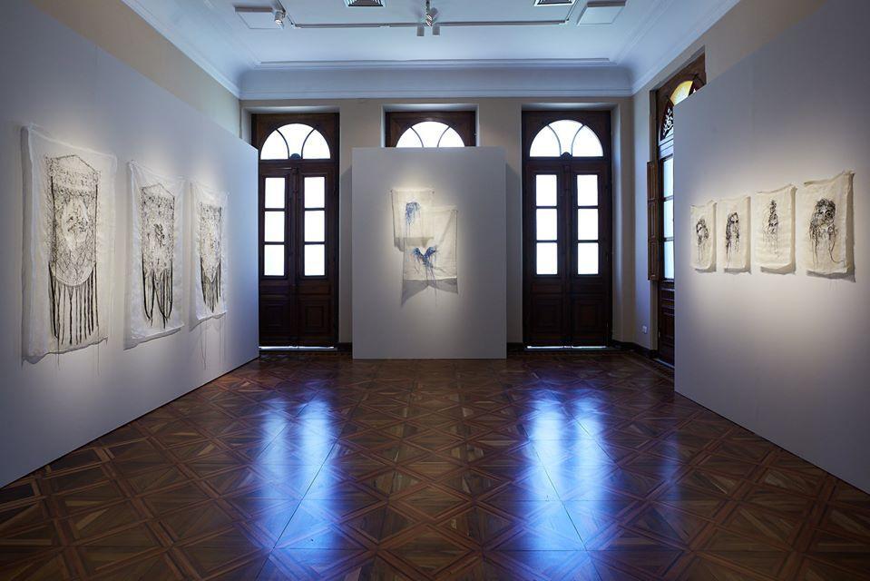 Exposição Asas, da artista Cristina Agostinho. Foto: Rafael Dabul/ Divulgação