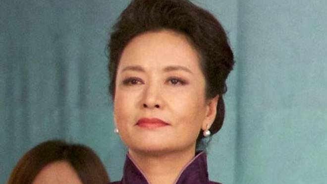 Esposa de Xi Jinping, Peng Liyuan