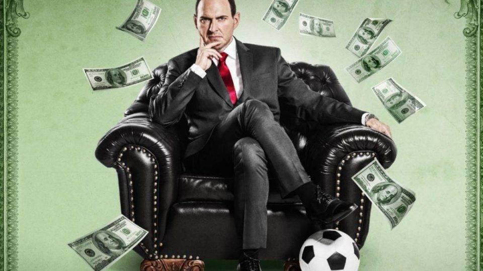 Série El Presidente mostra a corrupção no futebol e ainda diverte