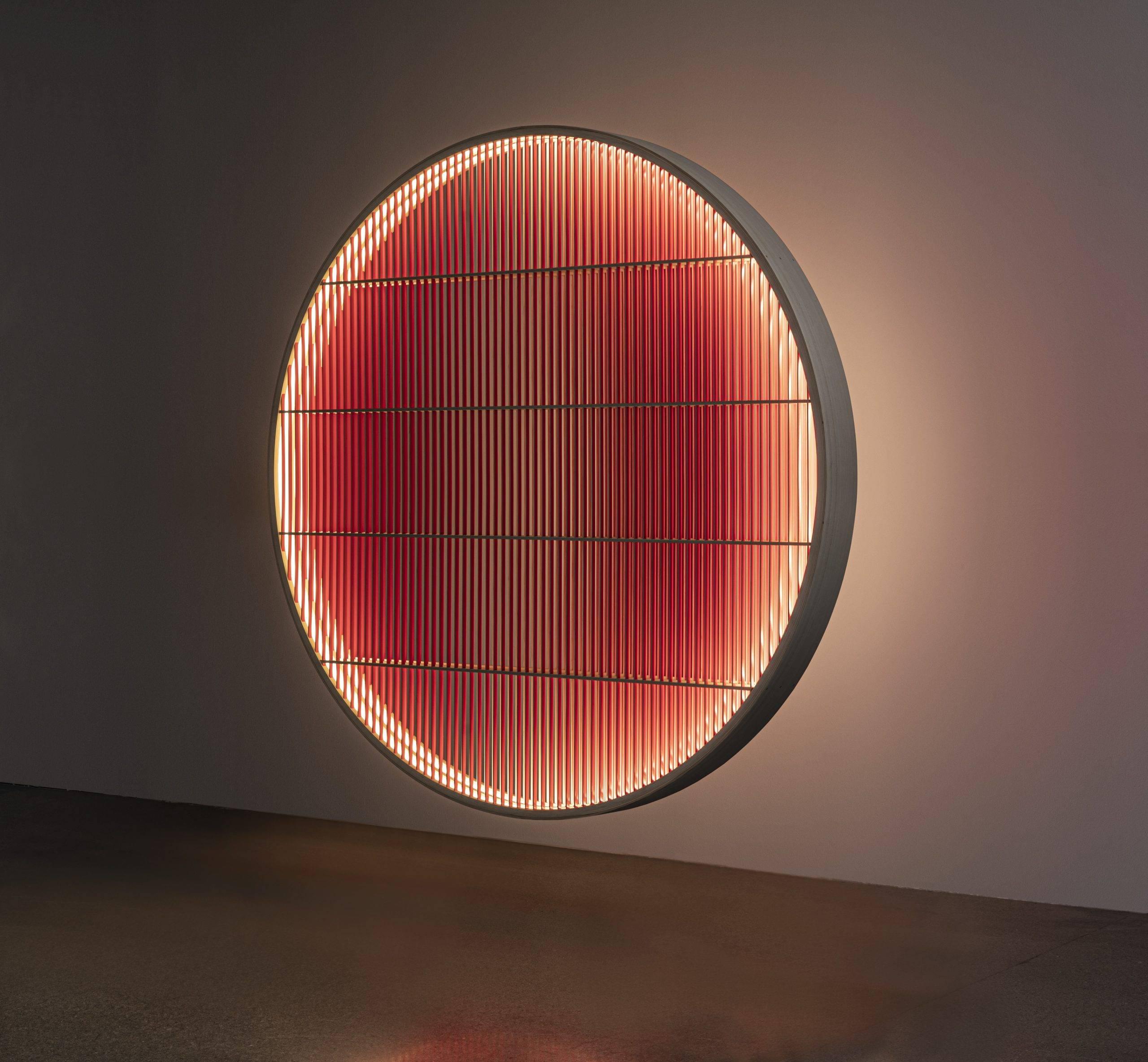"""""""Kurenai Light Object"""", de autoria de Anne Lykke."""