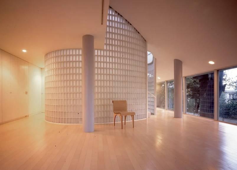 Casa de Shigeru Ban. Foto: Hiroyuki Hirai/Divulgação