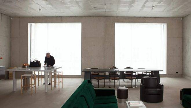 Casa de David Chipperfield em Berlim. Foto: Davide Pizzigoni