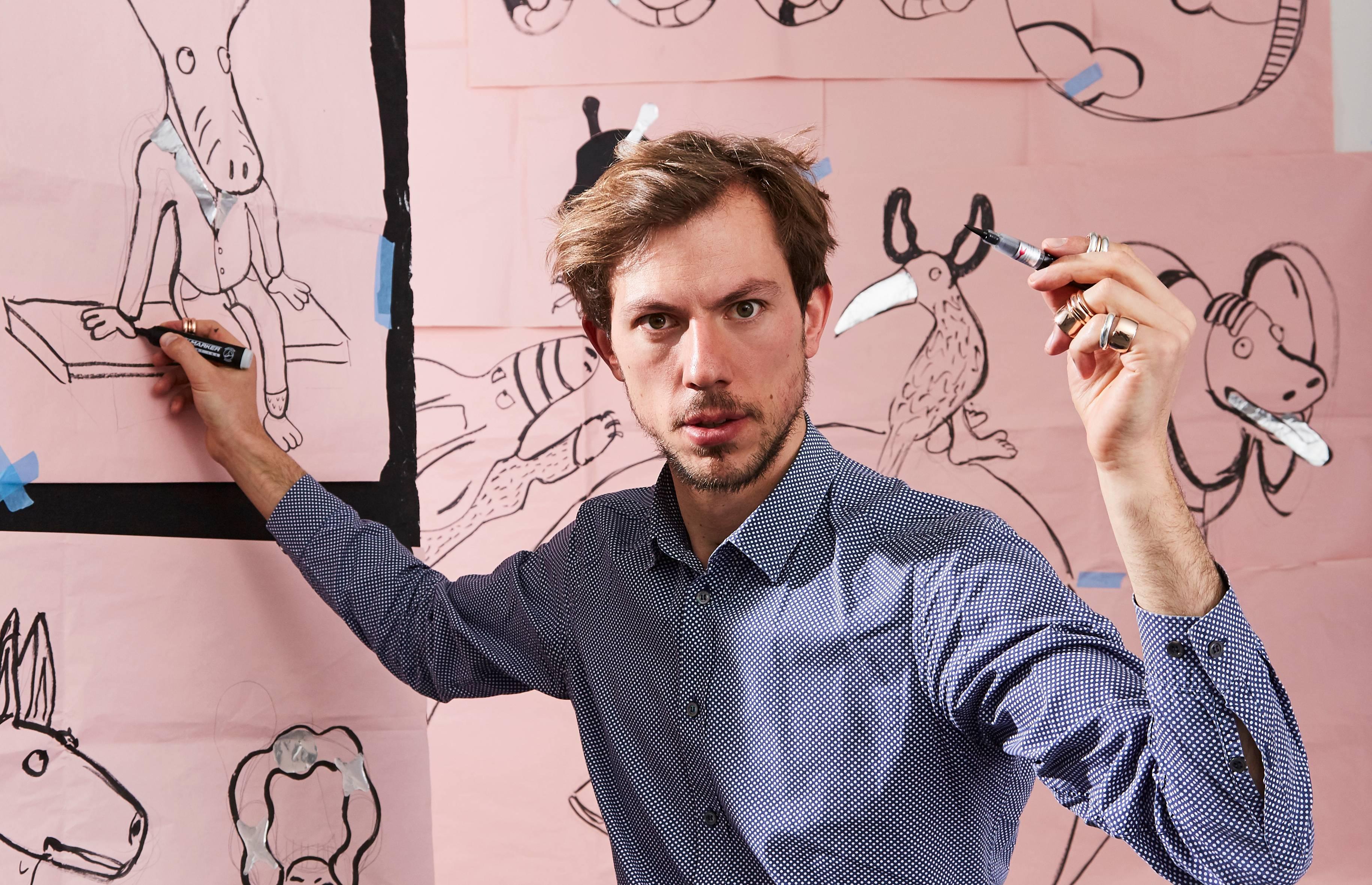 Designer Matteo Cibic, defende repensar a cultura do fast e investir nos produtos de qualidade.