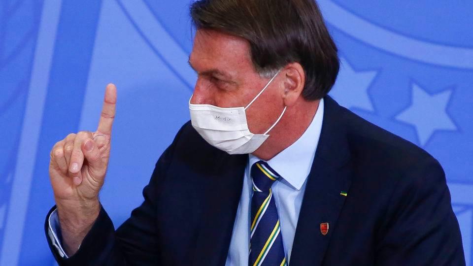 Bolsonaro volta a defender teto de gastos e responsabilidade fiscal