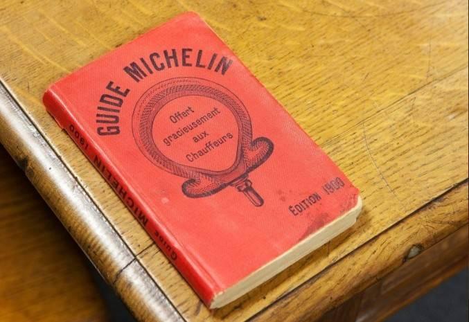 O Guia Michelin é um dos mais tradicionais da gastronomia. Foto: Divulgação