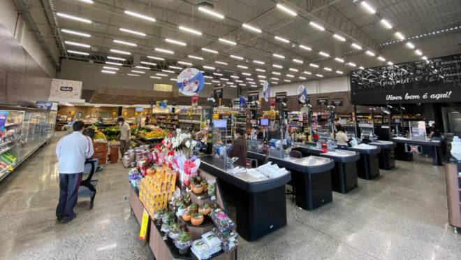 Supermercado realiza a entrega de compras em até três horas