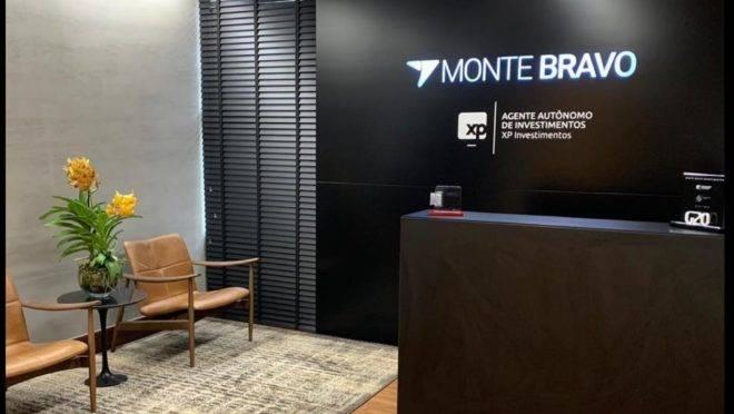 Monte Bravo está chegando em Curitiba.