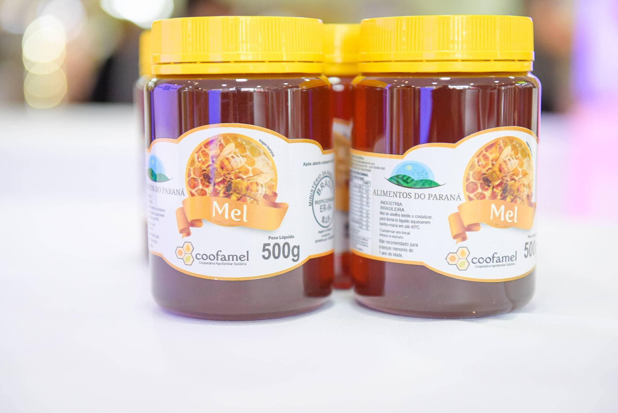 Produtores de mel do Oeste do Paraná estão apostando nas redes sociais em meio à pandemia do coronavírus. <em>Crédito:Luiz Felipe Miretzki / Inove Foto</em>