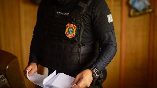 Equipe de perícia da Polícia Federal brasileira atuou na investigação a pedido de autoridades paraguaias.