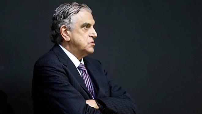 Liderado pelo presidente Mario Celso Petraglia, Athletico não aceitou mudança na premiação do Brasileirão