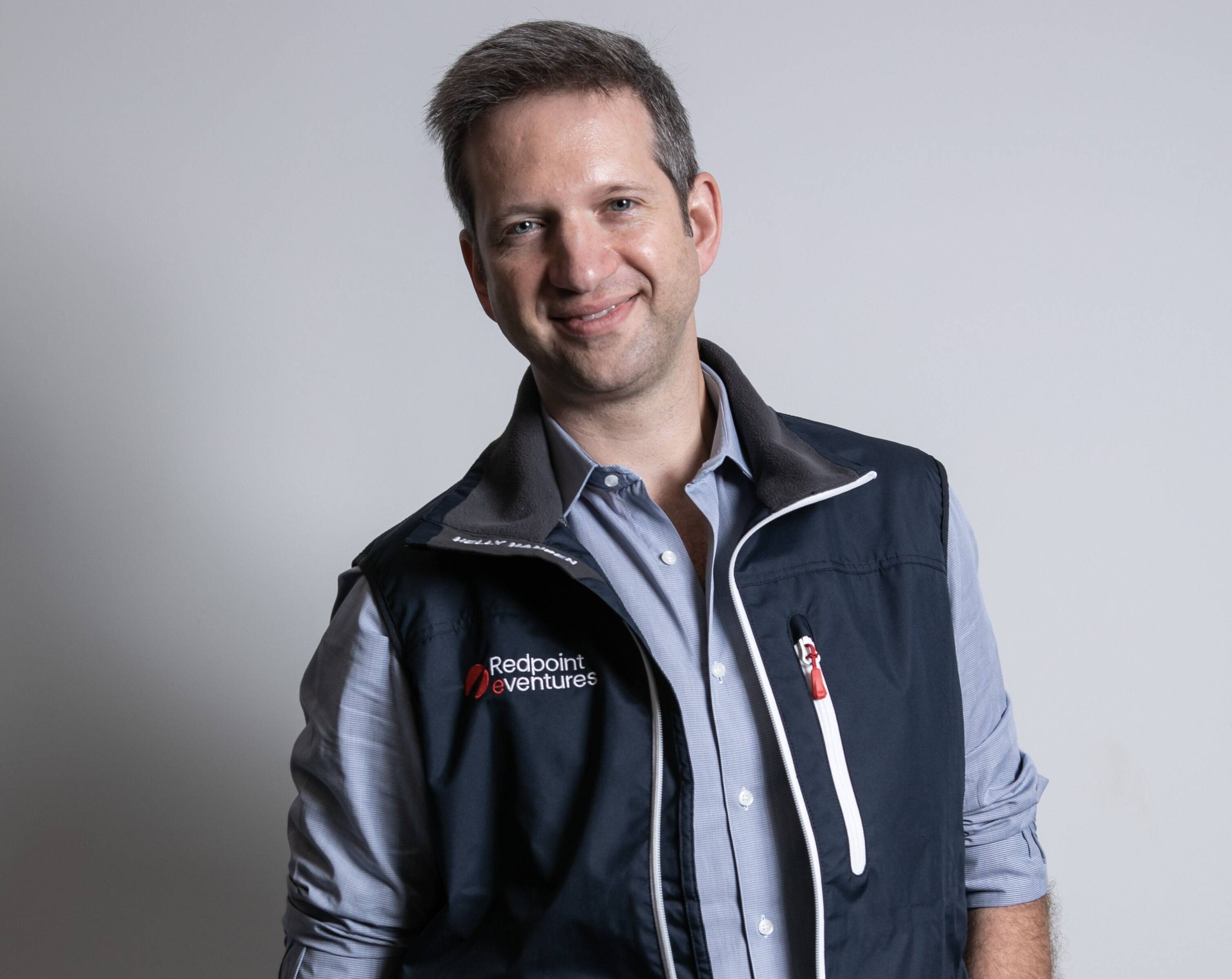 Flavio Pripas, investidor na Redpoint eventures. Foto: Divulgação