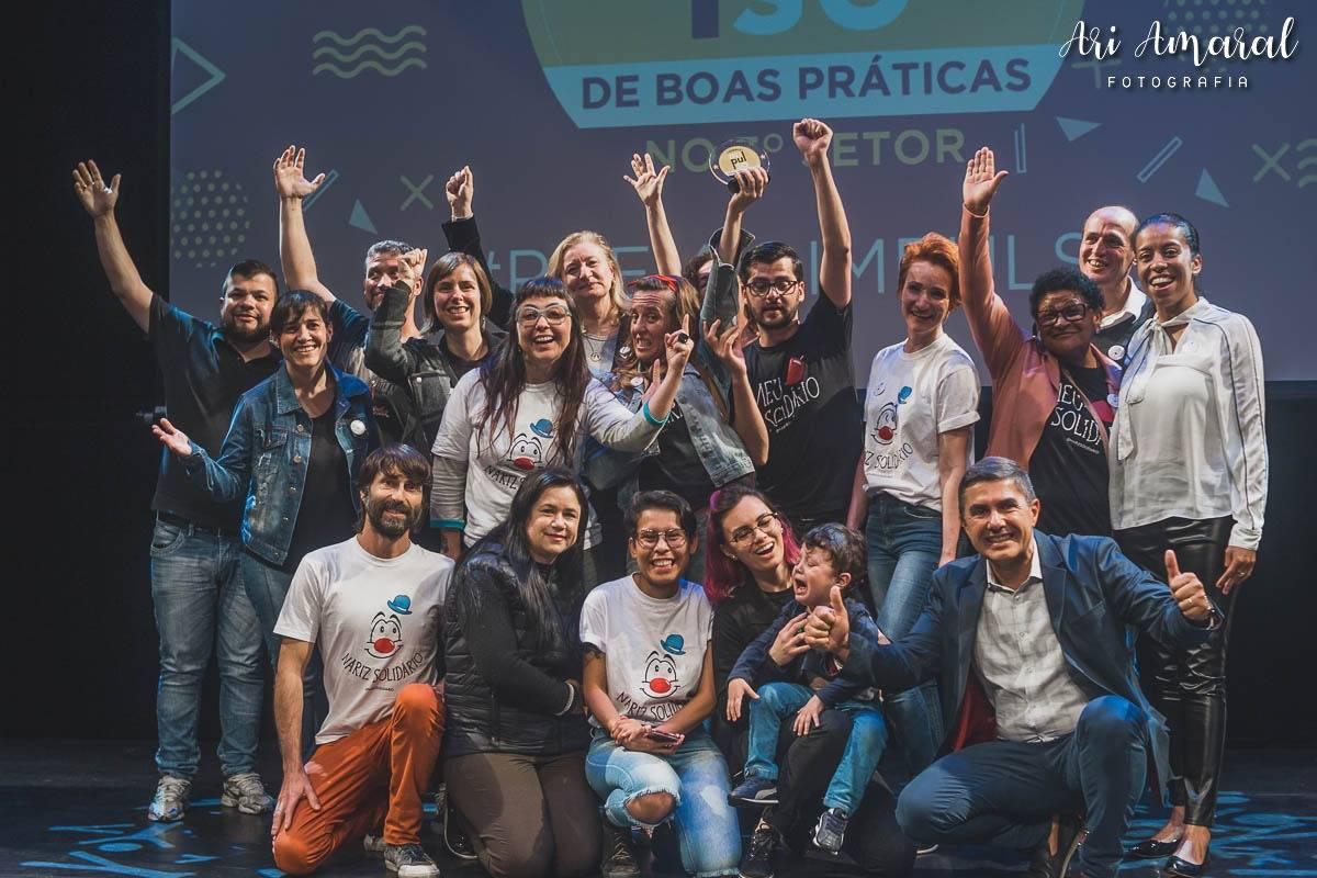 Evento de premiação Programa Impulso, 2019. Foto: Ariane Amaral.