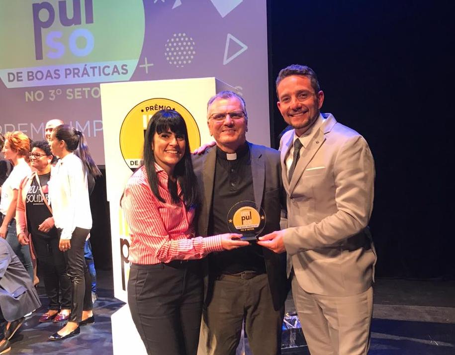 Evento de Premiação Programa Impulso, 2019. Foto:  Josemar Czornei.