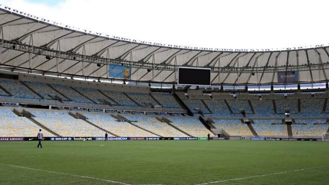 Crivella quer 20 mil pessoas no Maracanã para Flamengo x Athletico