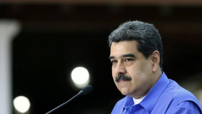 O ditador venezuelano Nicolás Maduro expulsou a embaixadora da União Europeia na Venezuela