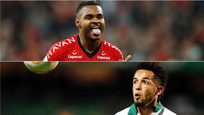 Nikão e Rafinha são os destaques do clássico Atletiba