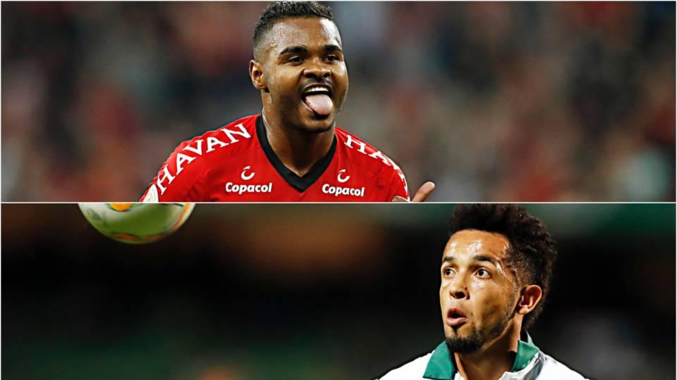 Decisão: o tamanho de Nikão e Rafinha para Athletico e Coritiba