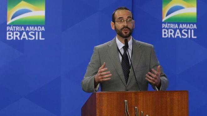 Assessor-Chefe Adjunto da Assessoria Especial do Presidente da República, Arthur Weintraub