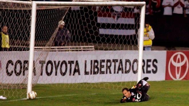 E se Fabrício tivesse feito o gol de pênalti em Rogério Ceni em 2005?